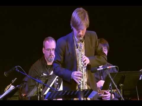 Claudio Gabriele NEUMA 31 Dennis Shafer solo soprano saxophone