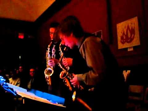 Claudio Gabriele SORTILEGE Dennis Shafer's Sax Trio