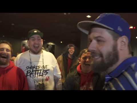 Smoked Out Battles ON [Arctic War] - Real Deal vs Stevie P