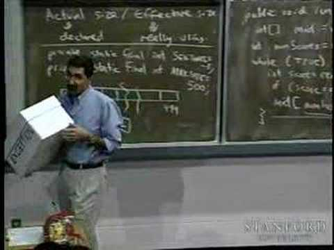 Lecture 16 | Programming Methodology (Stanford)