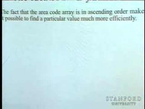 Lecture 23 | Programming Methodology (Stanford)