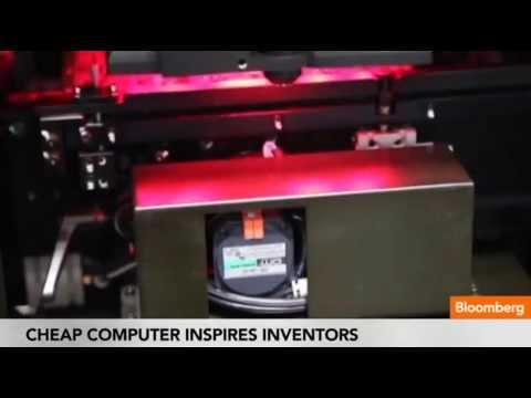 Sony's Raspberry Pi: The $25 Miniature Computer