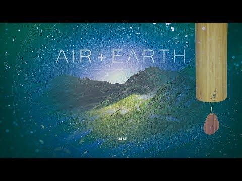 Air + Earth Soothing Koshi Wind Chimes Meditation | Calm