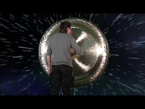 """62"""" Cosmo Gong - Galactic symphonic gong - Huge Symphonic Gong"""
