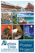 Artists Unite-MTA Poster Project Slide Show
