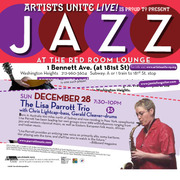 AU LIVE! Jazz at the Red Room