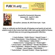 Fusion Arts Museum Exhibit: