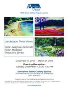 Landscape: Three Views