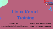 Linux Kernel Training | Best Linux Kernel Programming Tutorial - GOT