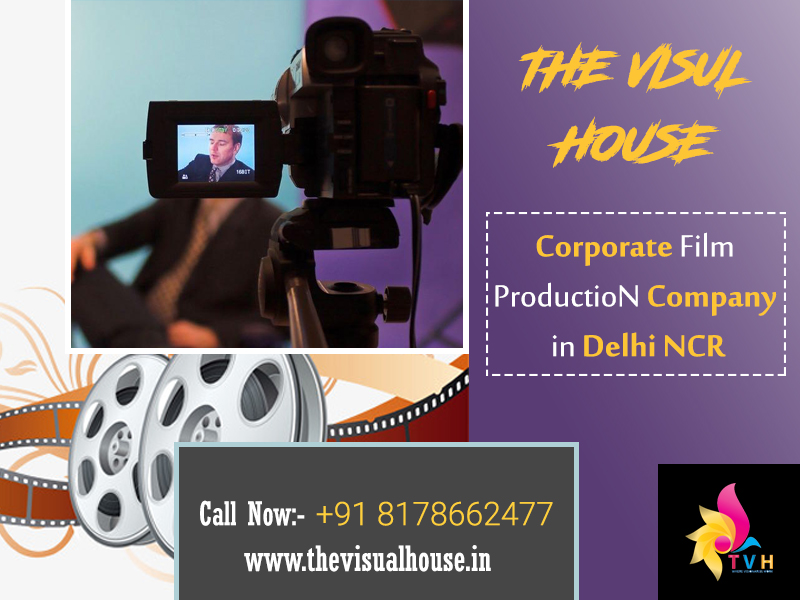 corporate film production company in delhi ncr