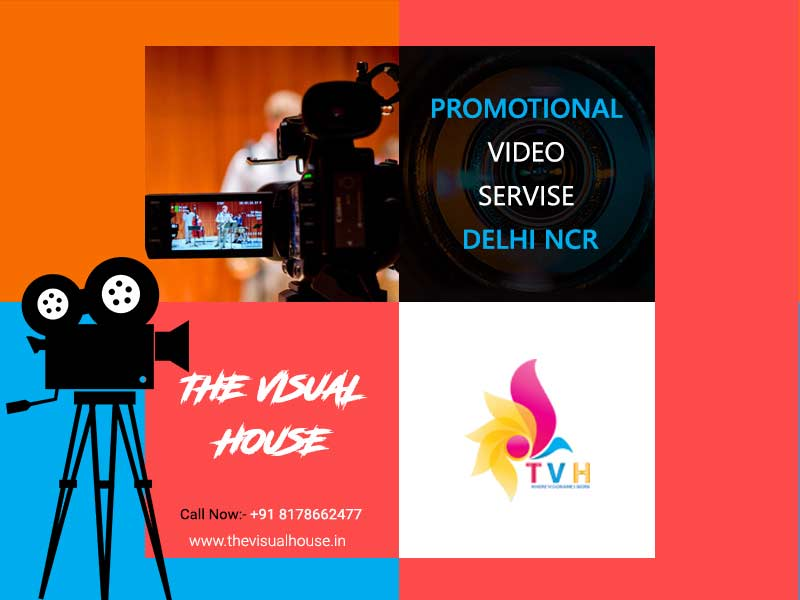 Top Promotional Video Production Services Company in Delhi NCR