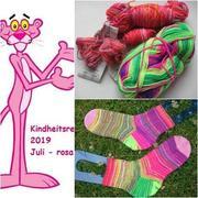 Pink-Panther-Socken