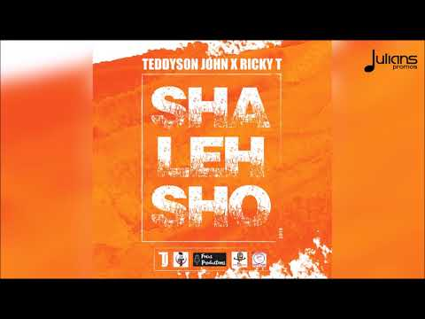 "Teddyson John x Ricky T - Sha Leh Sho ""2018 Soca"" (St Lucia)"