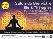 Salon du Bien-être, Bio et Thérapies Mandelieu