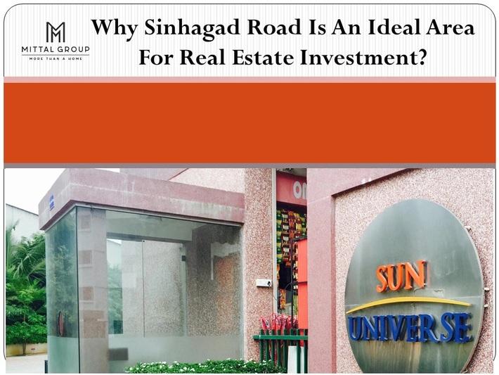 Sun Universe  - Flats for Sale in Sinhagad Road Pune