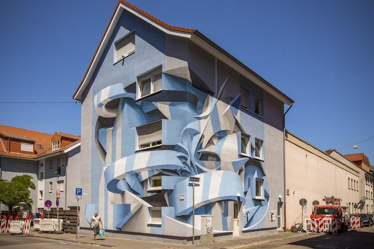არქიტექტურა, ხელოვნება, ბლოგი, სტრიტ არტი, Qwelly, Street art, არტი