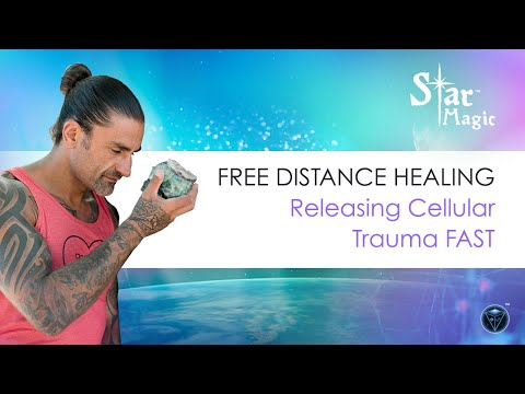 Free Distance Healing (JERRY SARGEANT) Releasing Cellular Trauma FAST