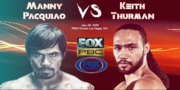 Keith Thurman Fight Time Pay-Per-View