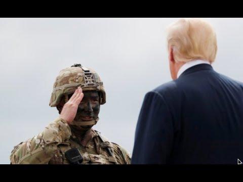 ALERT: Trump SENDS troops to Saudi Arabia as tensions in the Area Heat up