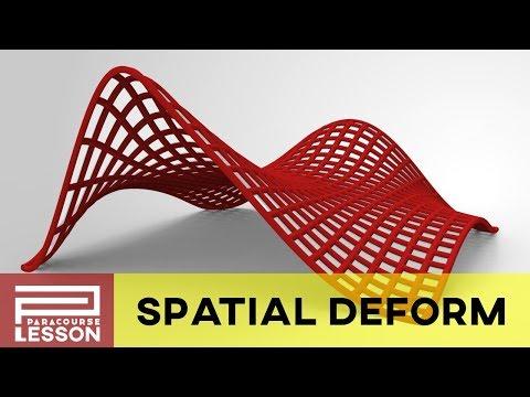 Spatial Deformation