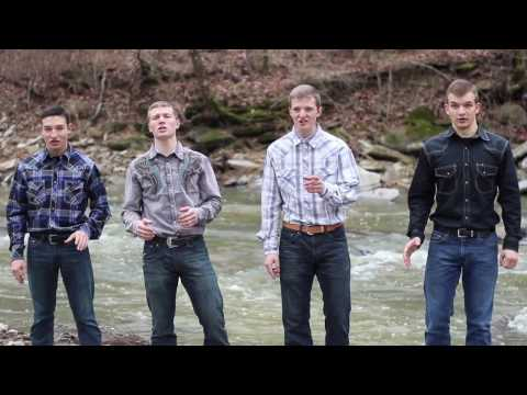 REDEEMED QUARTET OFFICIAL MUSIC VIDEO- Is That Footsteps That I Hear
