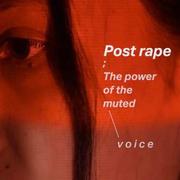 """นิทรรศการ """"Post rape"""""""