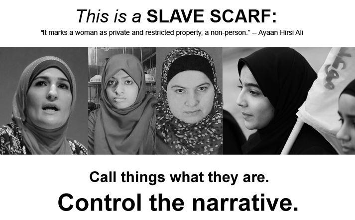 Slave Scarf