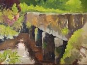 The bridge on the Quay, St Mullins