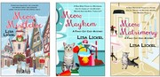 Lisa Lickel Talks About Mau Cats, The Breed In Her Cozy Mystery Series, Fancy Cats