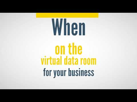 Virtual Data Room | VDR Data Room