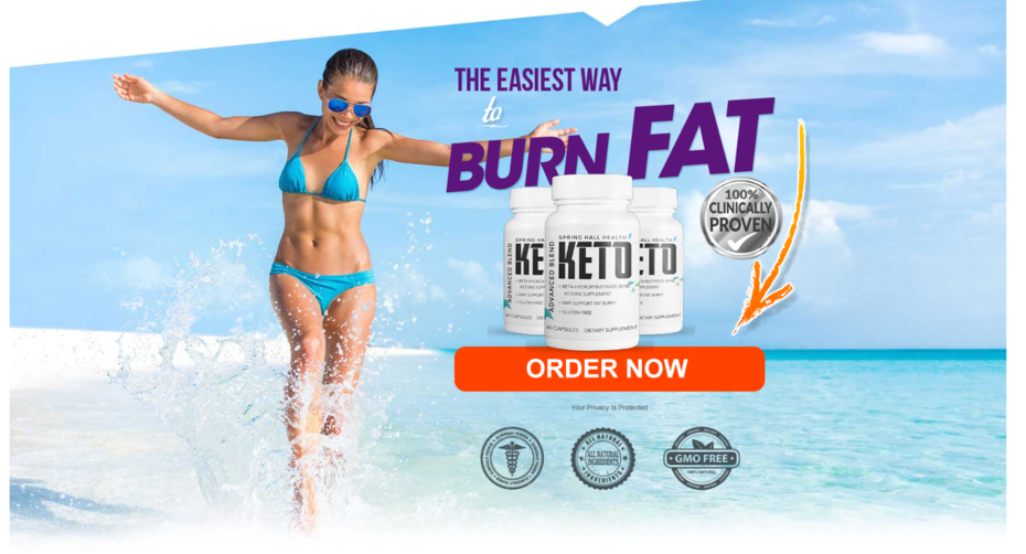 Spring Hall Health Keto Buy