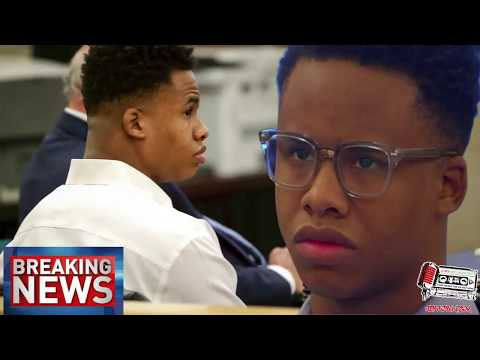 Judge Throws The Book At Tay-K  In Court!! (55yrs)