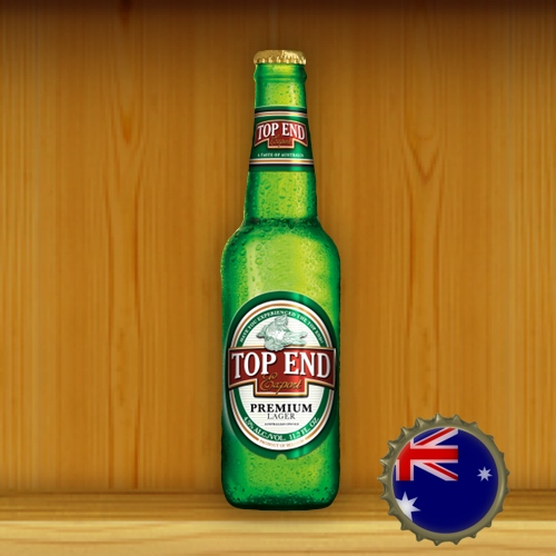 Top End Export Premium Lager