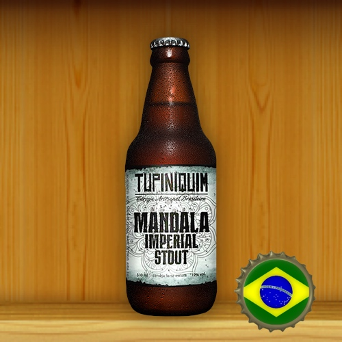 Tupiniquim Mandala Imperial Stout