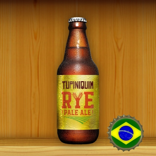 Tupiniquim Rye Pale Ale