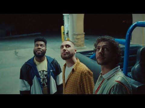Majid Jordan - Caught Up (feat. Khalid) [Official Video]