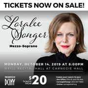 Loralee Songer, Mezzo-Soprano