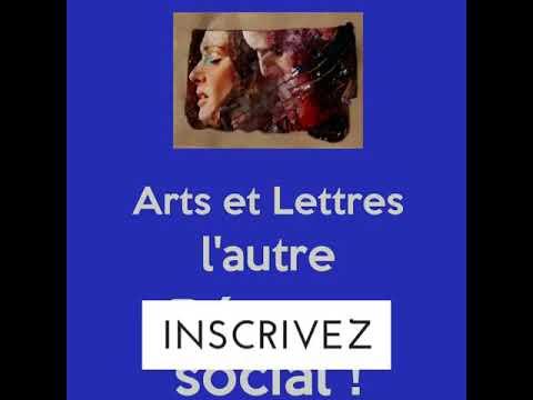 inscrivez vous gratuitement sur arts et lettres (et vos amis aussi)