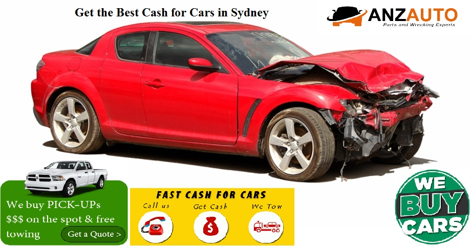 Cash For Cars in Sydney