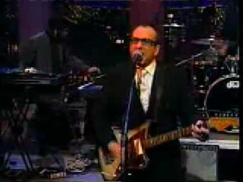 Elvis Costello -  (What's So Funny 'Bout) Peace, Love and Understanding (Live)
