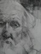 Ned Mueller Portrait Drawing Workshop