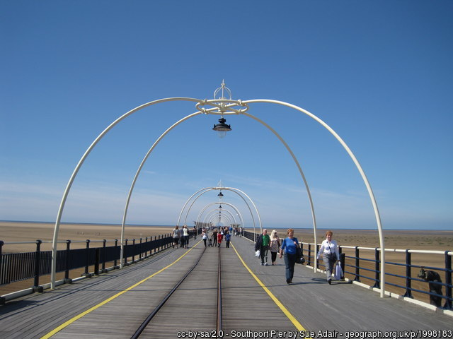 Southport Pier Improvements Set to Start