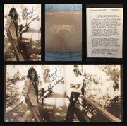 The Carpenters Signed LP