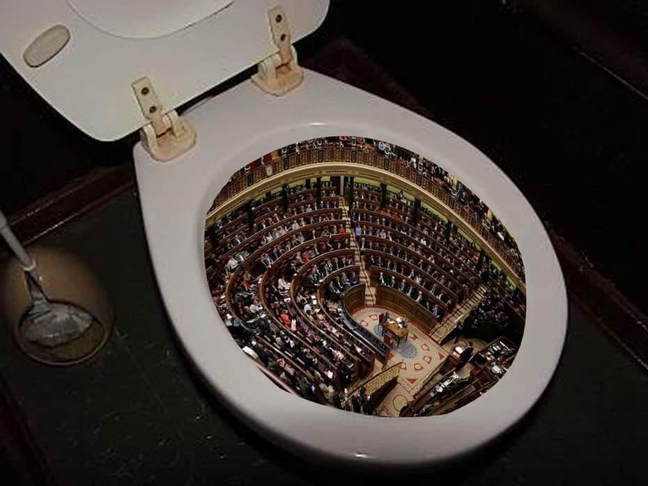 Картинки по запросу aerial shot of impeachment hearing