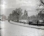 Hornsey Snow Scene, c1890
