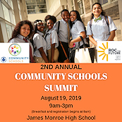 2nd Annual Community Schools Summit.
