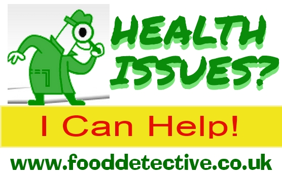 With a diploma in nutritional medicine, PE teacher turned Food Detective' Dave Reavely detects food intolerances and identifies how your diet and lifestyle affect your health, weight and fitness. Click for details