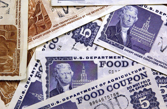 After Handing Their Billionaire Donors $1.5 Trillion, Republicans Eye Food Stamp Cuts