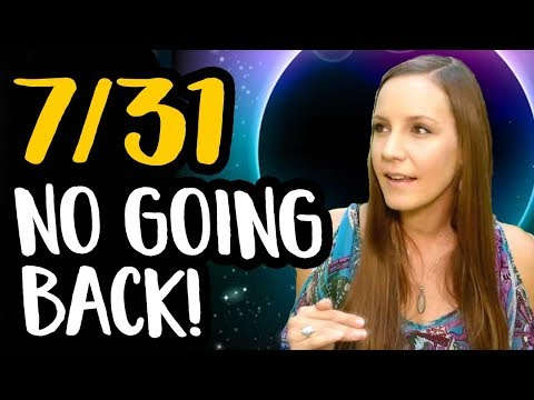 NEW MOON July 31st! - 5 Things You Should Know About The Super Black New Moon Energy!