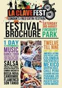 Free Latin Festival La Clave